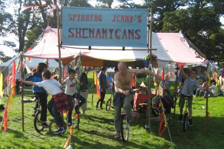 Kelburn Garden Party - The Spinning Jennies