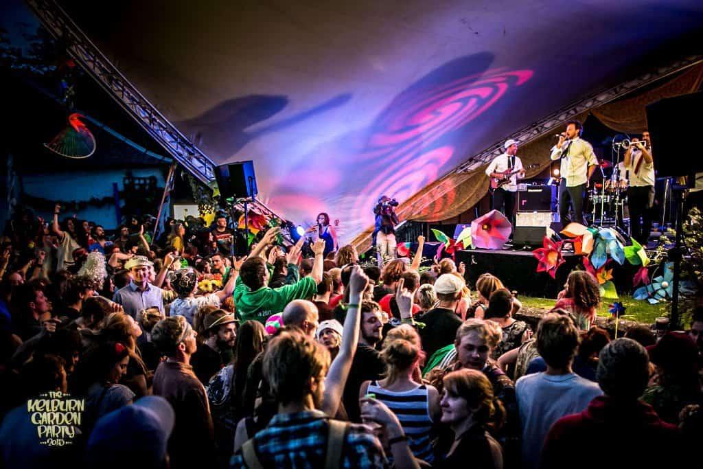 Kelburn Garden Party 2015