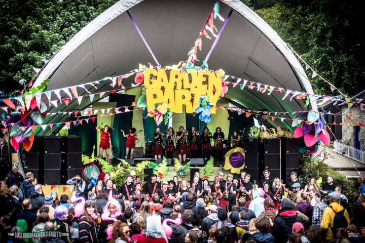 Kelburn Garden Party 2016