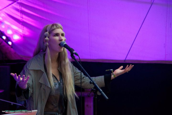 Kelburn Garden Party 2016