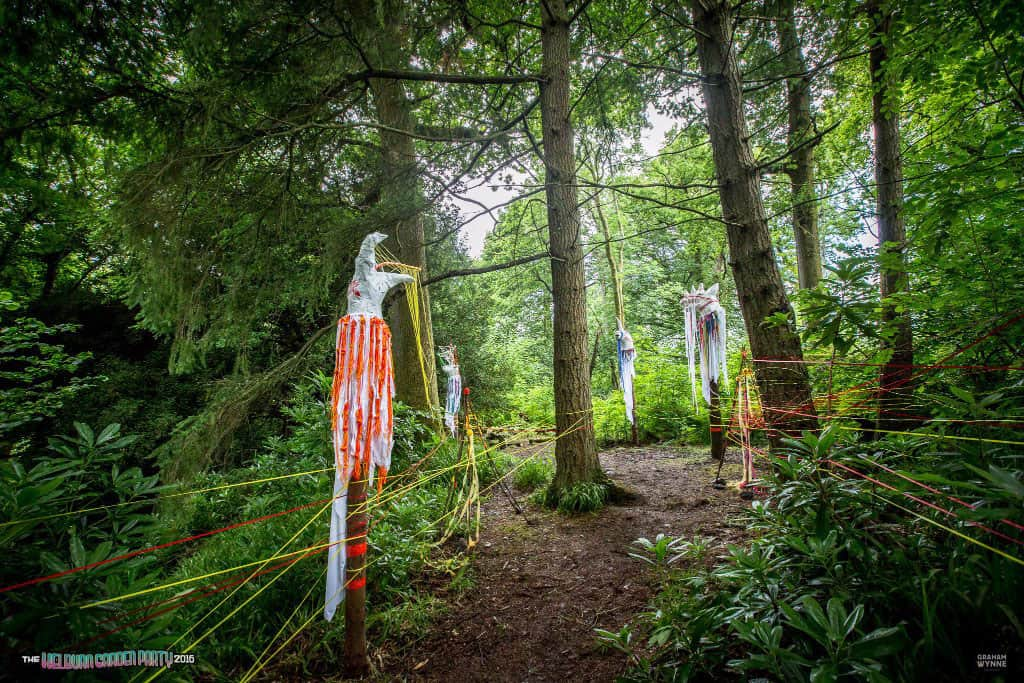 Kelburn Garden Party - the Neverending Glen