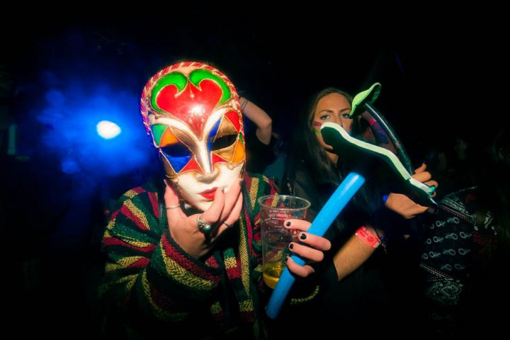 Psychedelic Forest Carnival 2014