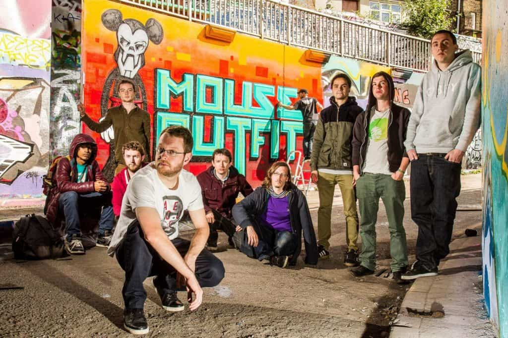 Kelburn Garden Party 2017 - The Mouse Outfit ft. Dr Syntax