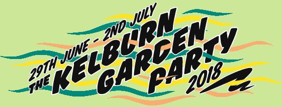 Kelburn Garden Party Homepage