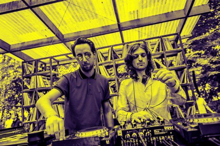 Kelburn Garden Party 2018 - Dekmantel Soundsystem