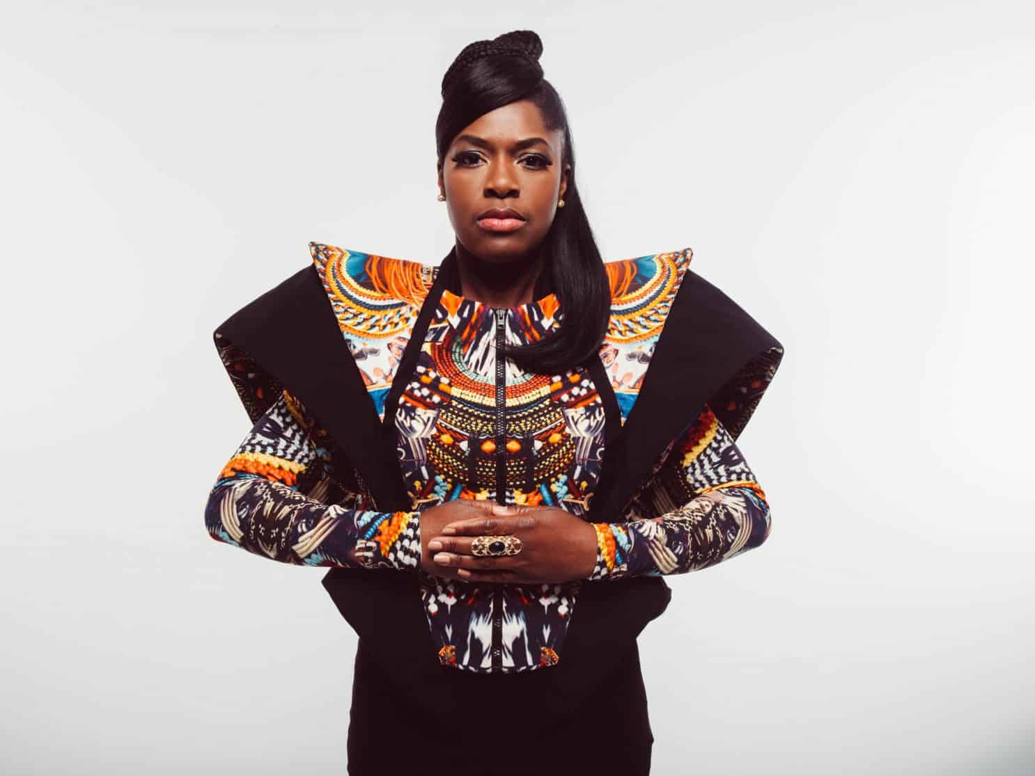 Kelburn Garden Party - Ibibio Sound Machine