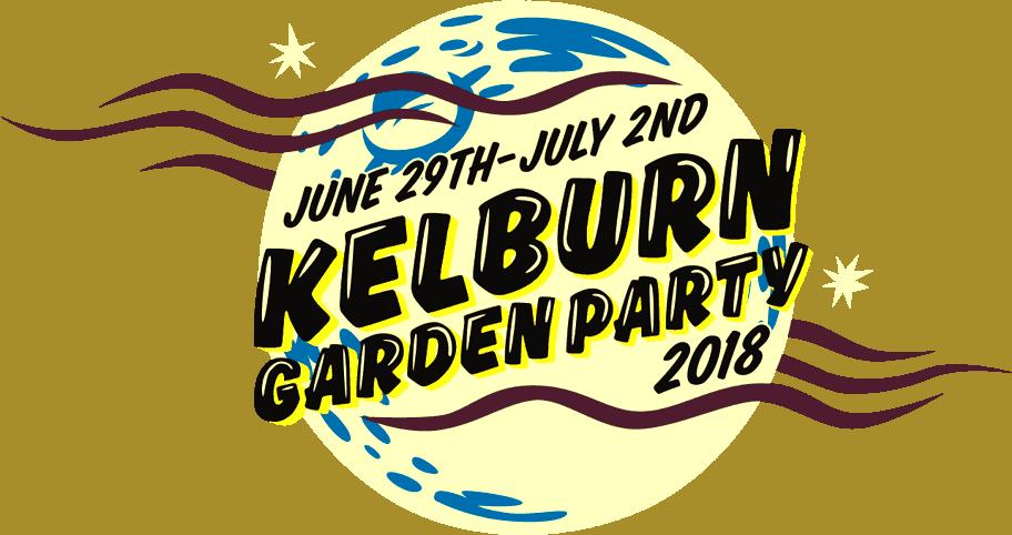 Kelburn Garden Party 2018 logo
