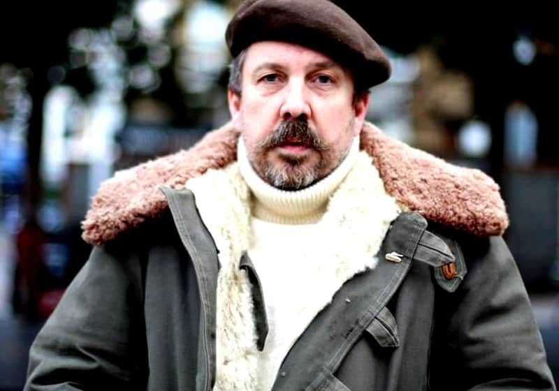 Andrew Weatherall - Artist Image